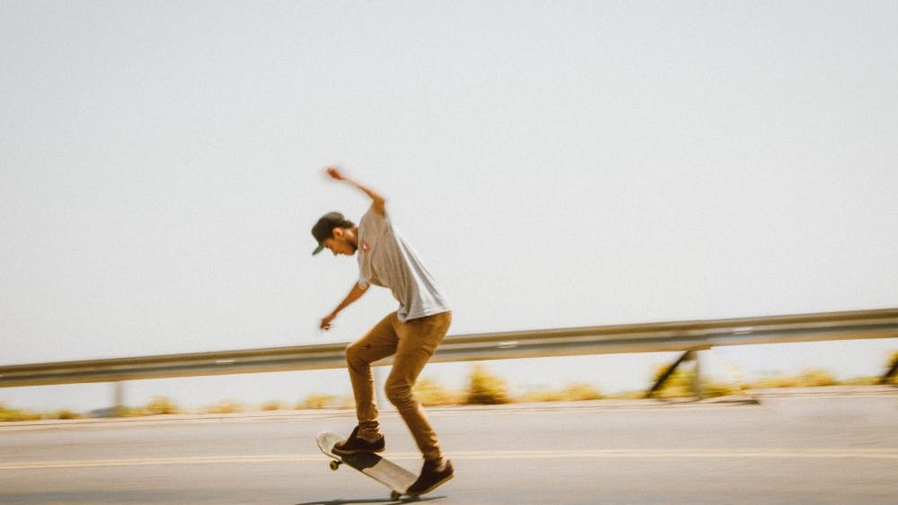Public Domain New documentary Minding the Gap exposes personal stories of skateboarders.