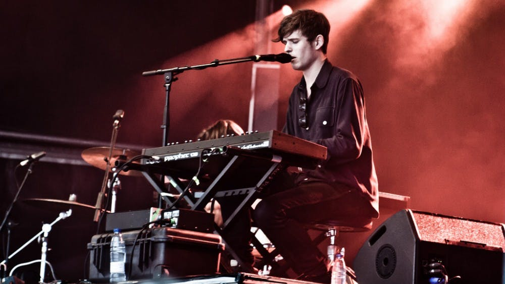 Ferran/CC BY-2.0 James Blake's new album Assume Form showcases his new Los Angeles style