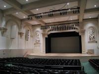 Public Domain Peabody Wind Ensemble showed off their musical flexibility on Saturday.
