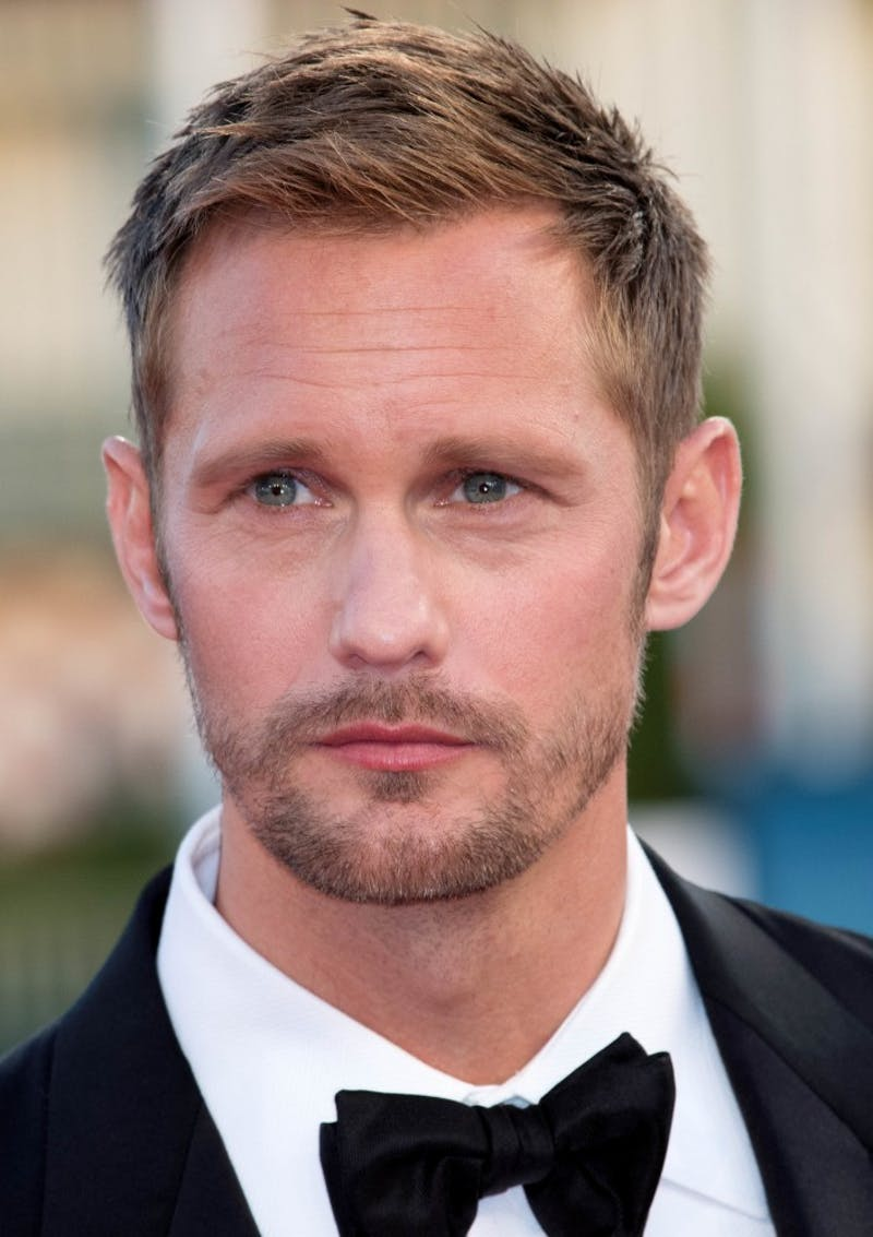 THIERRY SOLLEROT/CC0 Alexander Skarsgard stars as Leo in Duncan Jones' new film Mute.