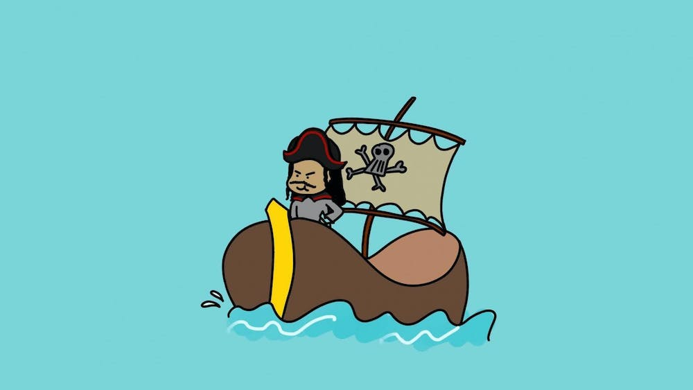 ROSIE JANG/CARTOONS EDITOR Climb aboard Urban Pirates' ship and take on the high seas of the Inner Harbor.