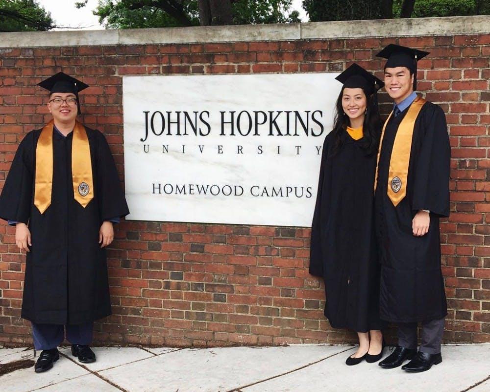 Changed graduation attire upsets seniors - The Johns Hopkins News-Letter
