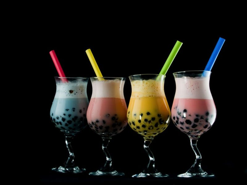 LARRY JOCOBSEN/ CC BY-2.0 Bubble tea, or boba, has become a popular drink throughout the U.S.