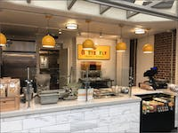 COURTESY OF CHRIS PARK Noted chef and humanitarian José Andrés opened taqueria in Levering.