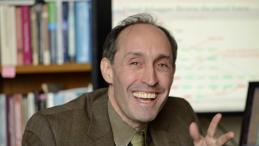 Courtesy of Jason Eisner Hopkins professor Jason Eisner will be starring as Professor Henry Higgins.