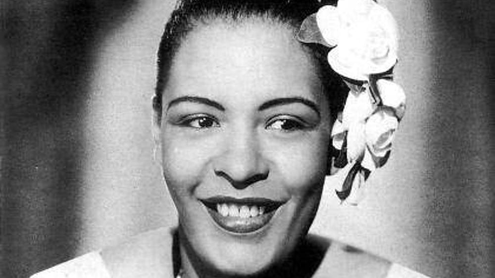 CC BY-NC-SA 2.0 Baltimore native jazz vocalist Billie Holiday was honored via a live online concert.
