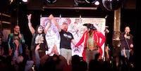 COURTESY OF KANAK GUPTA DIETANIUM emerged victorious against defending champion Stormsketch.