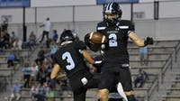 HOPKINSSPORTS.COM With this week's win, the Jays moved up to No. 18 in the D3football.