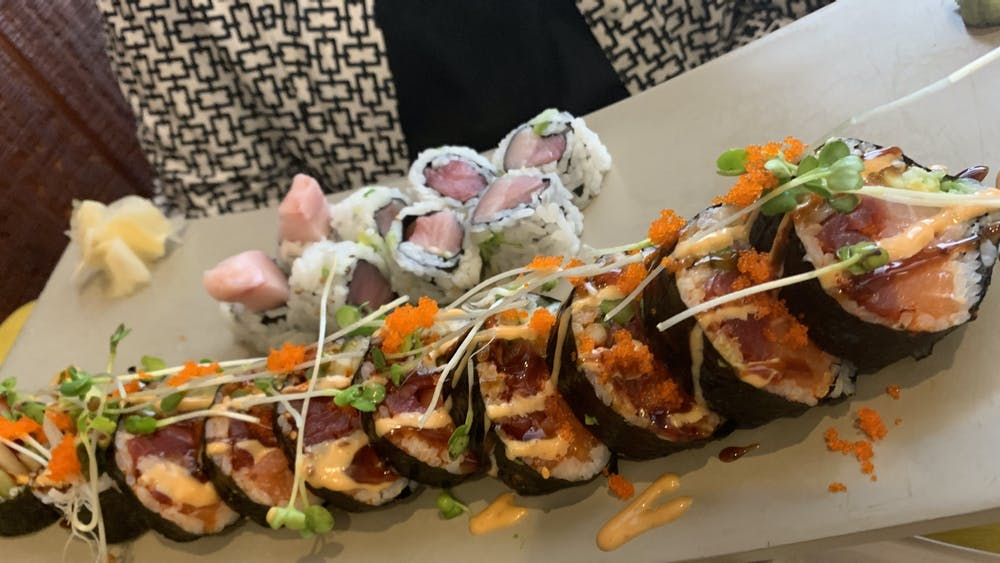 COURTESY OF BRODY SILVA Whether you're craving American, Lebanese, Japanese or anywhere in between, Baltimore has plenty of options.