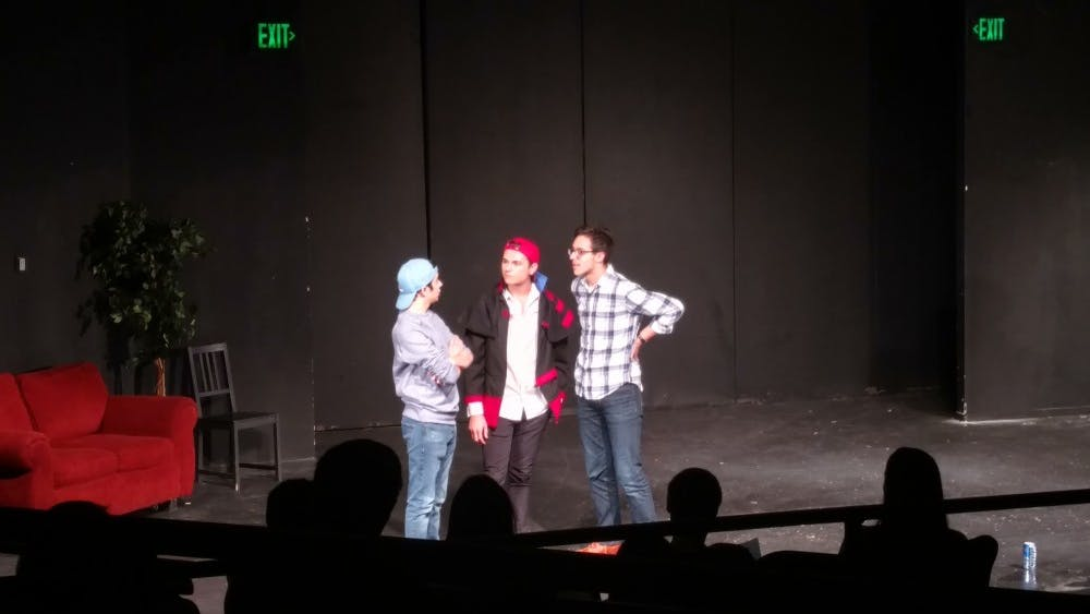 Courtesy of Cole Douglass Witness Theater put together an impressive show in just 24 hours.