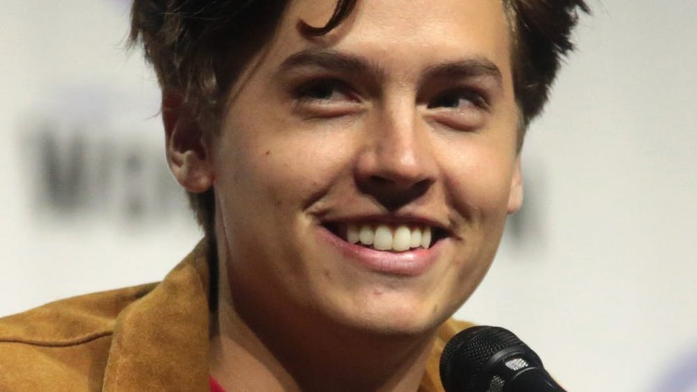 Gage Skidmore/cc by-sa 3.0 Cole Sprouse stars in the new romantic drama film Five Feet Apart.