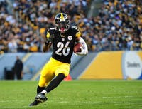 BROOK WARD/ CC BY-NC 2.0  Le'Veon Bell turns down five-year contract with Pittsburgh Steelers.