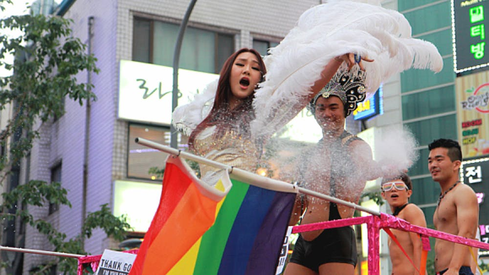 comedora / cc by 2..0  Wu argues that for LGBTQ Asians in the U.S., Young Kim's victory would be a setback.