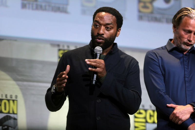 GAGE SKIDMORE/CC BY-SA 2.0 Chitwetel Ejiofor directed and starred in The Boy Who Harnessed the Wind.