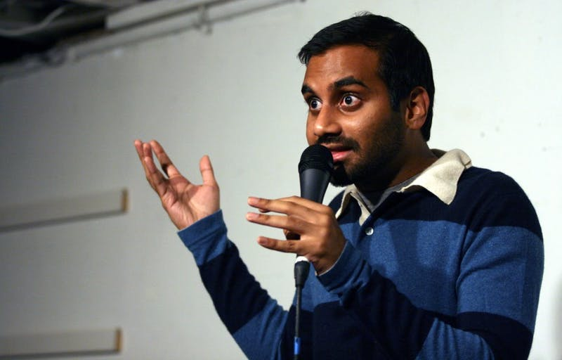 TYLER ROSS/CC-BY-2.0 Aziz Ansari stars in Master Of None, which emulates the intimate stylings of shows such as Louie.
