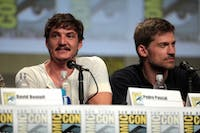 GAGE SKIDMORE/cc-by-2.0 Pedro Pascal (Game of Thrones) stars in Narcos, as Javier Pena.