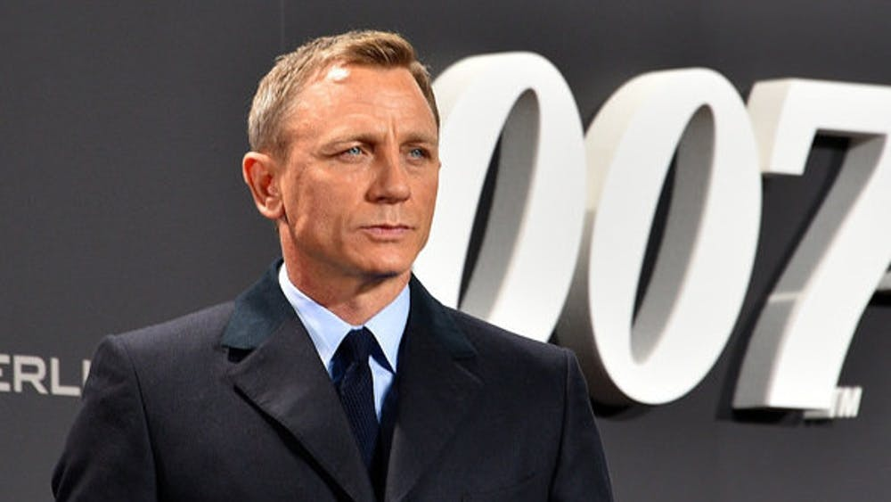 GLYN LOWE/CC BY 2.0 Daniel Craig goes out with a bang in his last turn as MI6 agent James Bond.