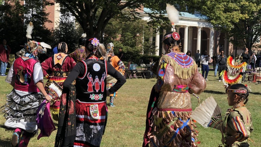 Students celebrate second annual Indigenous Peoples' Day at the University.
