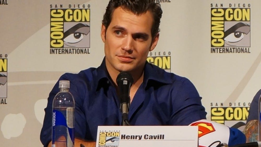 sue lukenbaugh/cc-by-SA-2.0 Henry Cavill renews his role as Superman in the follow-up to his previous film Man of Steel (2013).