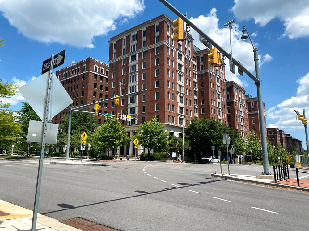 COURTESY OF LAURA WADSTEN The University expects that the Innovation Fund for Community Safety grantees will serve about 16,000 Baltimore residents.
