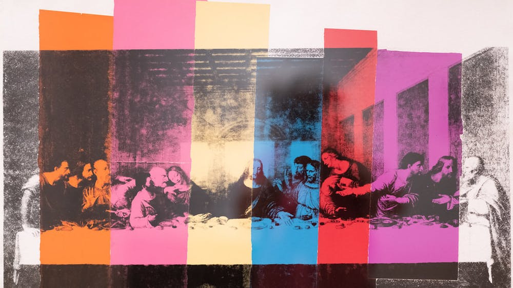 COURTESY OF DON SNIEGOWSKI / CC BY-NC-SA 2.0 Andy Warhol's modern The Last Supper will be privately sold by the BMA.