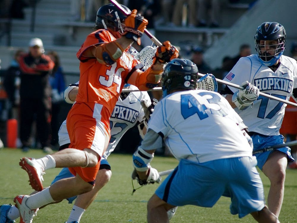 RICH COLLINS / CC-BY-SA Lacrosse is one of the fastest growing sports in the U.S.