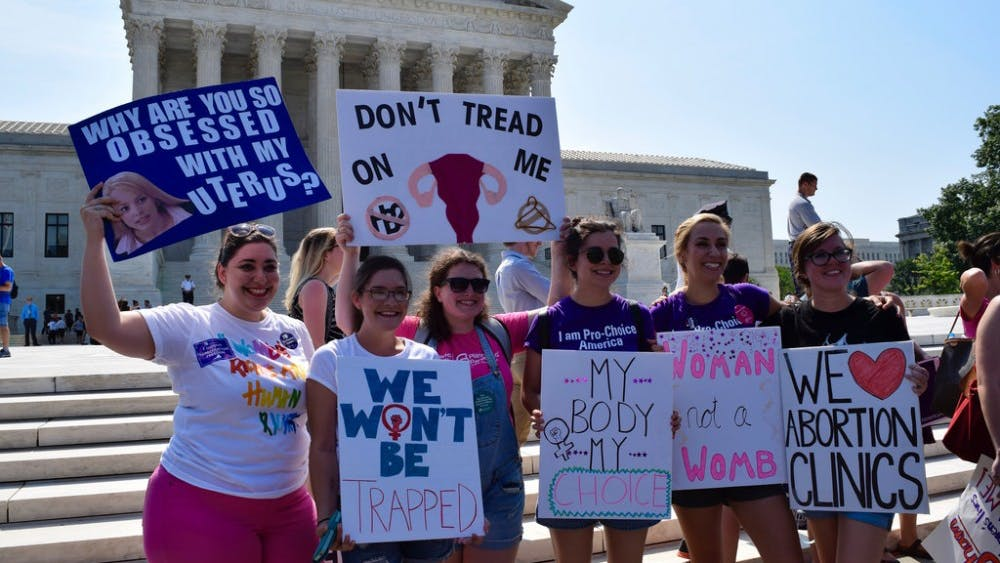 Jordan Uhl/ cc by 2.0  If passed, the new rule would restrict Title X funding from health clinics which provide abortion referrals.