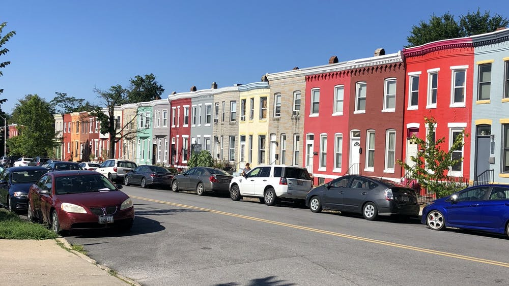 COURTESY OF MOLLY GAHAGEN Gahagen reflects on the pleasant surprises Baltimore has provided her.