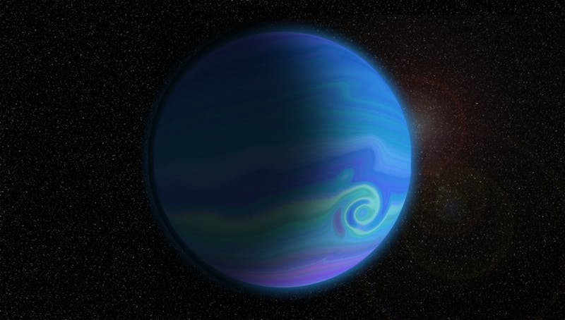 Public Domain Once believed uninhabitable, planets covered in water could support life.