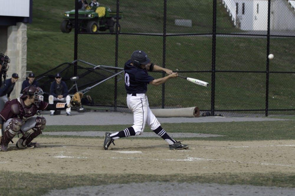 Baseball v. Rhode Island College 3.31.16 MB1 0237-Edit