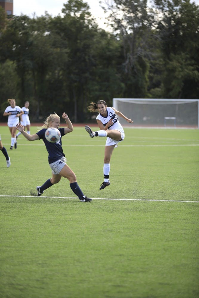 WSoccer vs CASE (Homecoming) 9.29.18 YS1 0457
