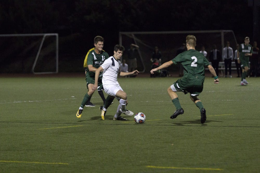 Soccer M v. Babson 9.9.17 YC 0007
