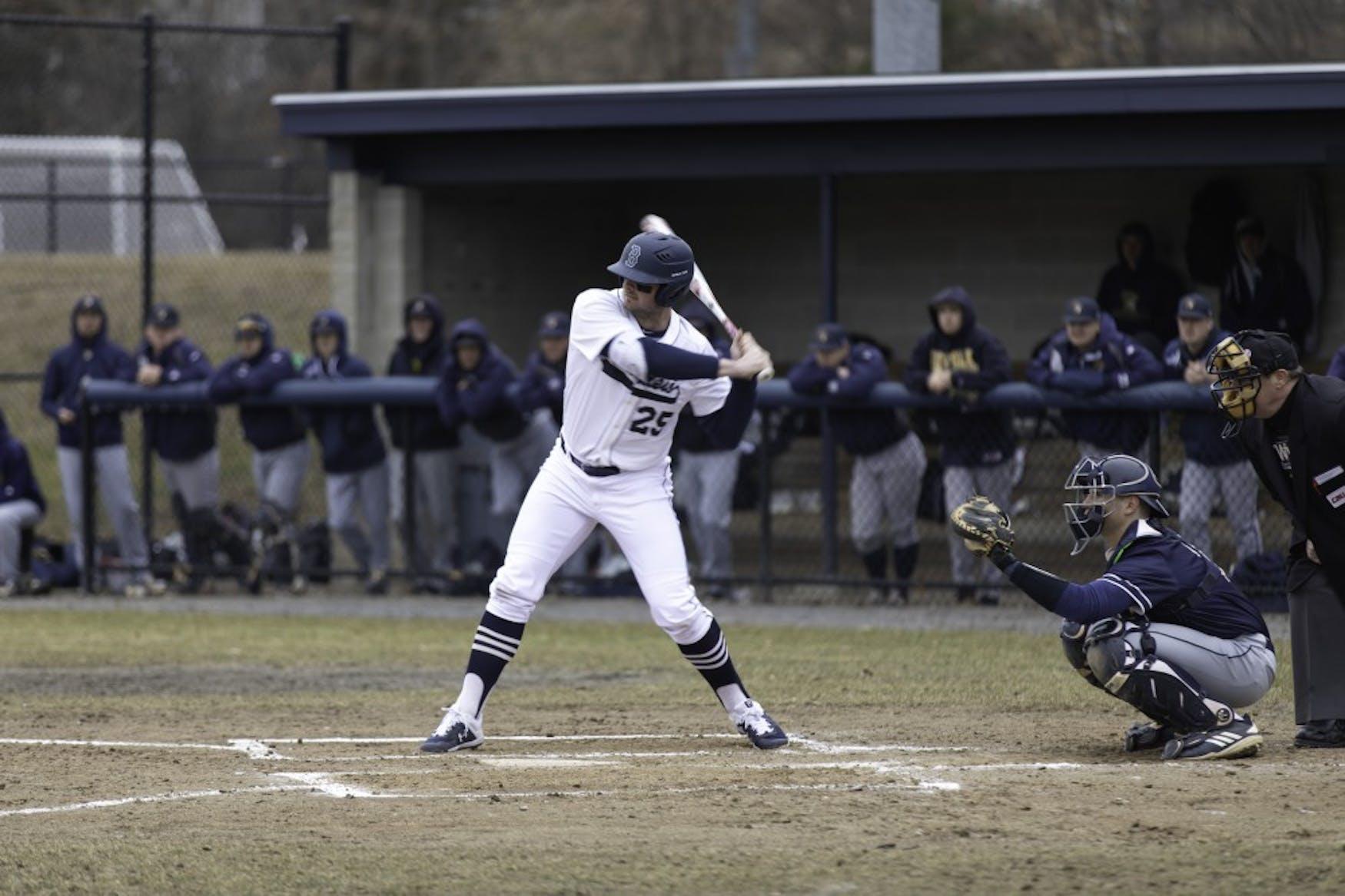 Baseball M vs. Suffolk YS1 3.21.19 0038.jpg
