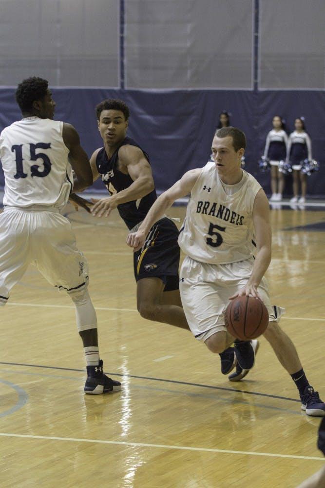 Basketball M vs Emory 1.21.18 YS1 0132