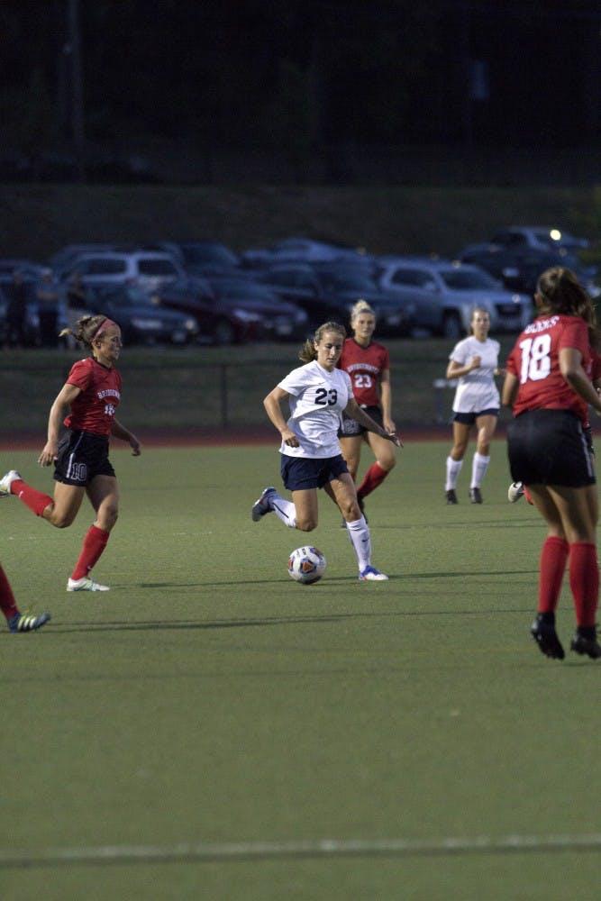 Soccer W vs. Bridgewater 9.5.17 NW 0348