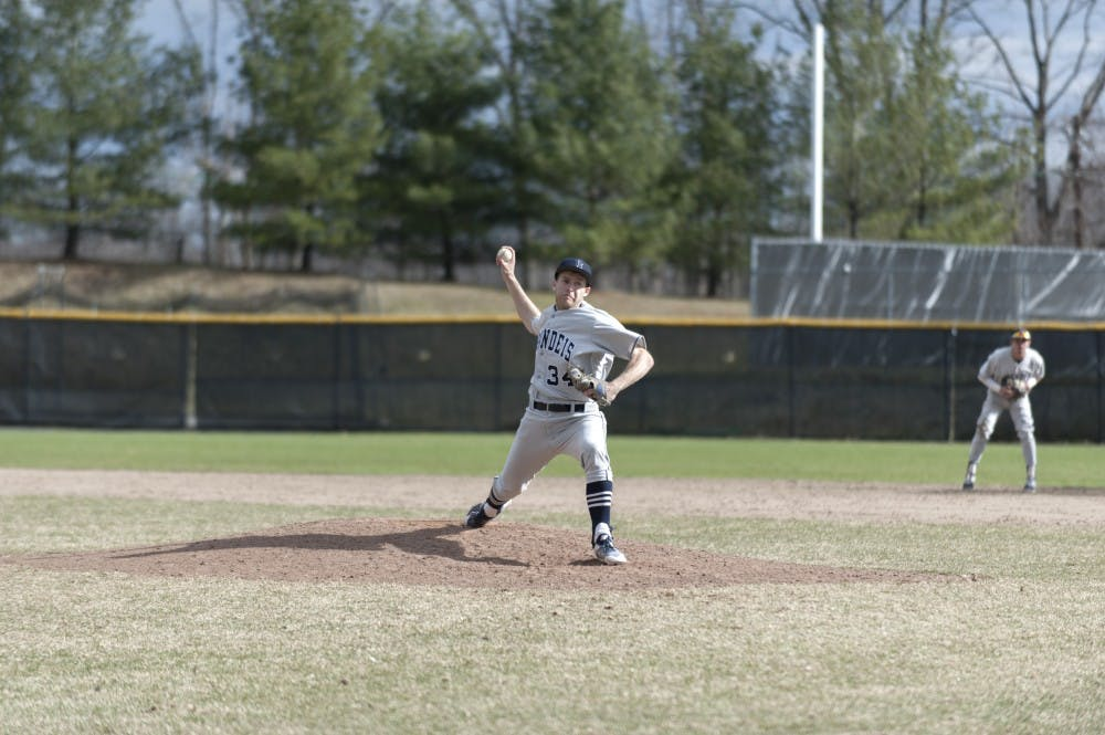 Baseball vs Case Western 4.8.18 AB 0345