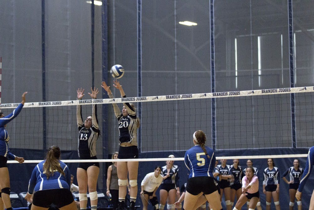 Volleyball W vs UMPI 9.7.18 TL 0114