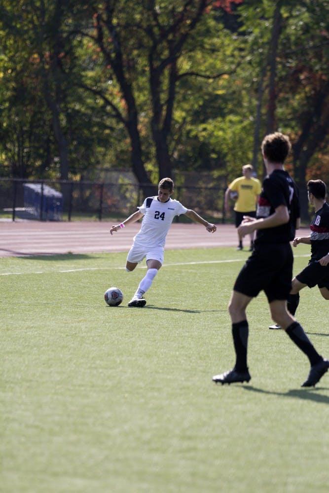 Soccer M vs. Carnegie Mellon 10.7.17 NW 0076