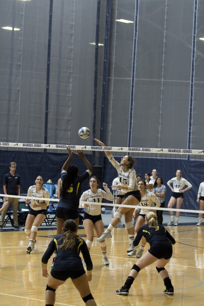 Volleyball vs. UMass Dartmouth 10.7.17 NW 0049-2