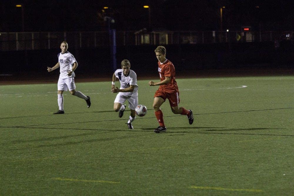 Men's Soccer vs. WPI 9.13.17 MK1 0453