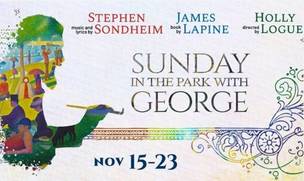 Kean Stage Presents: Sunday in the Park with George