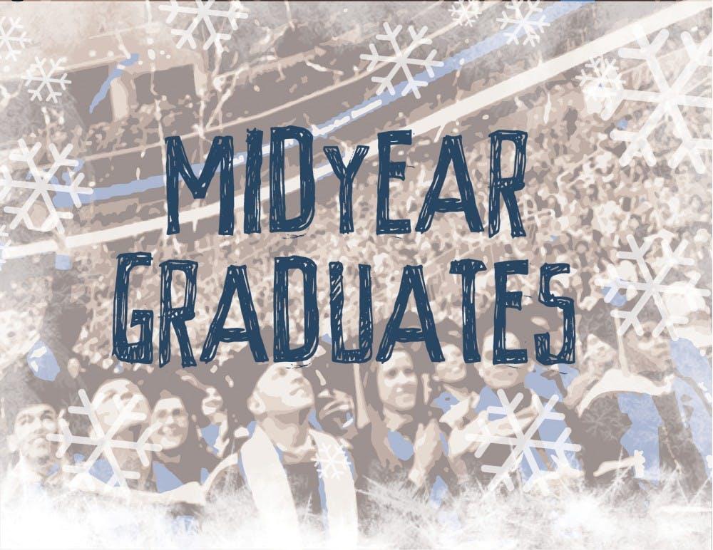 'Tis The Season Of Graduating