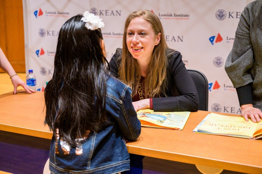 Kean's Distinguished Lecture Series Featuring Chelsea Clinton