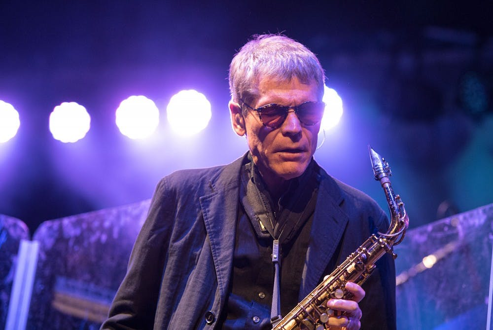 David Sanborn Quintet to Grace Enlow Recital Hall