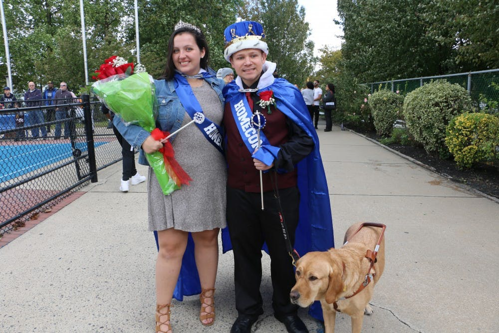 Our Homecoming Royalty