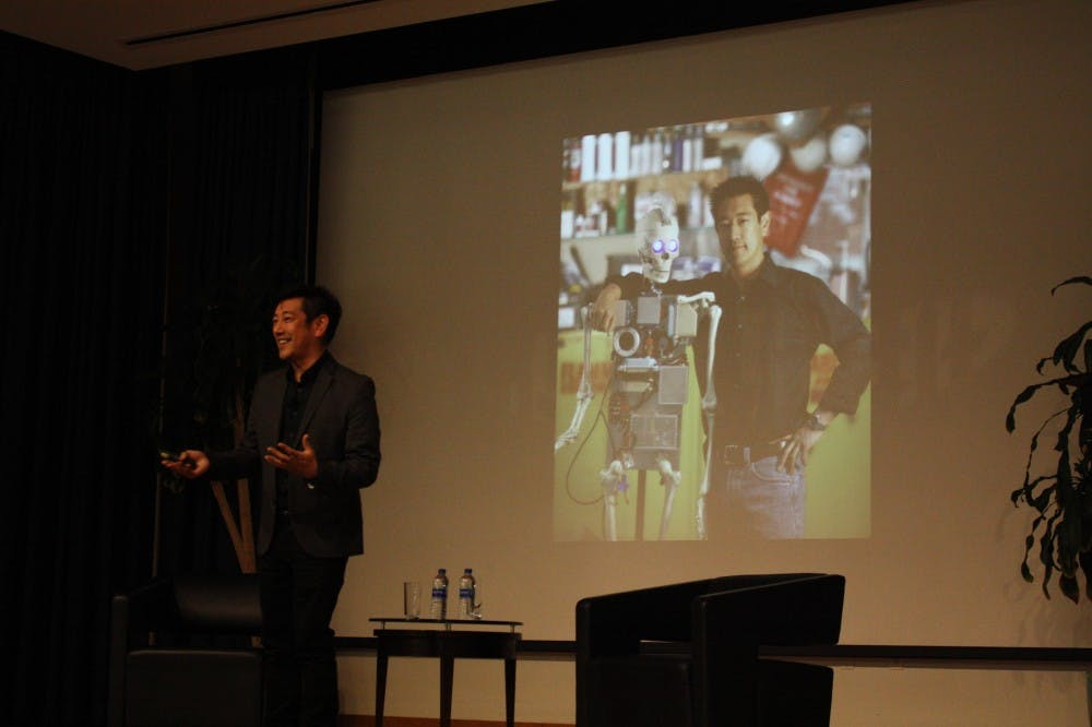 Grant Imahara For Kean's Distinguished Lecture Series