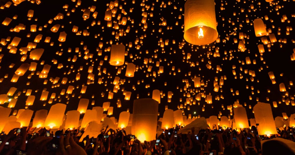The Lantern Festival Will Be Lit!