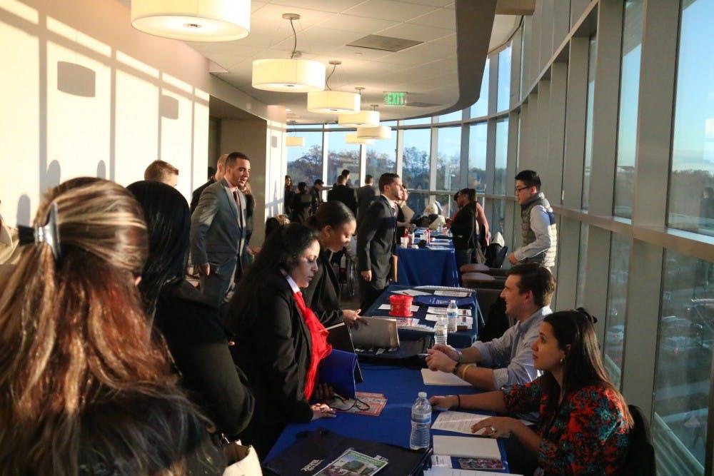 Kean Business Internship Fair