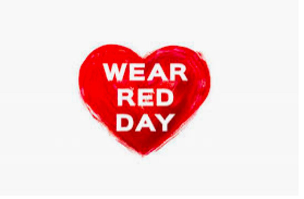 Get Ahead and Wear Red