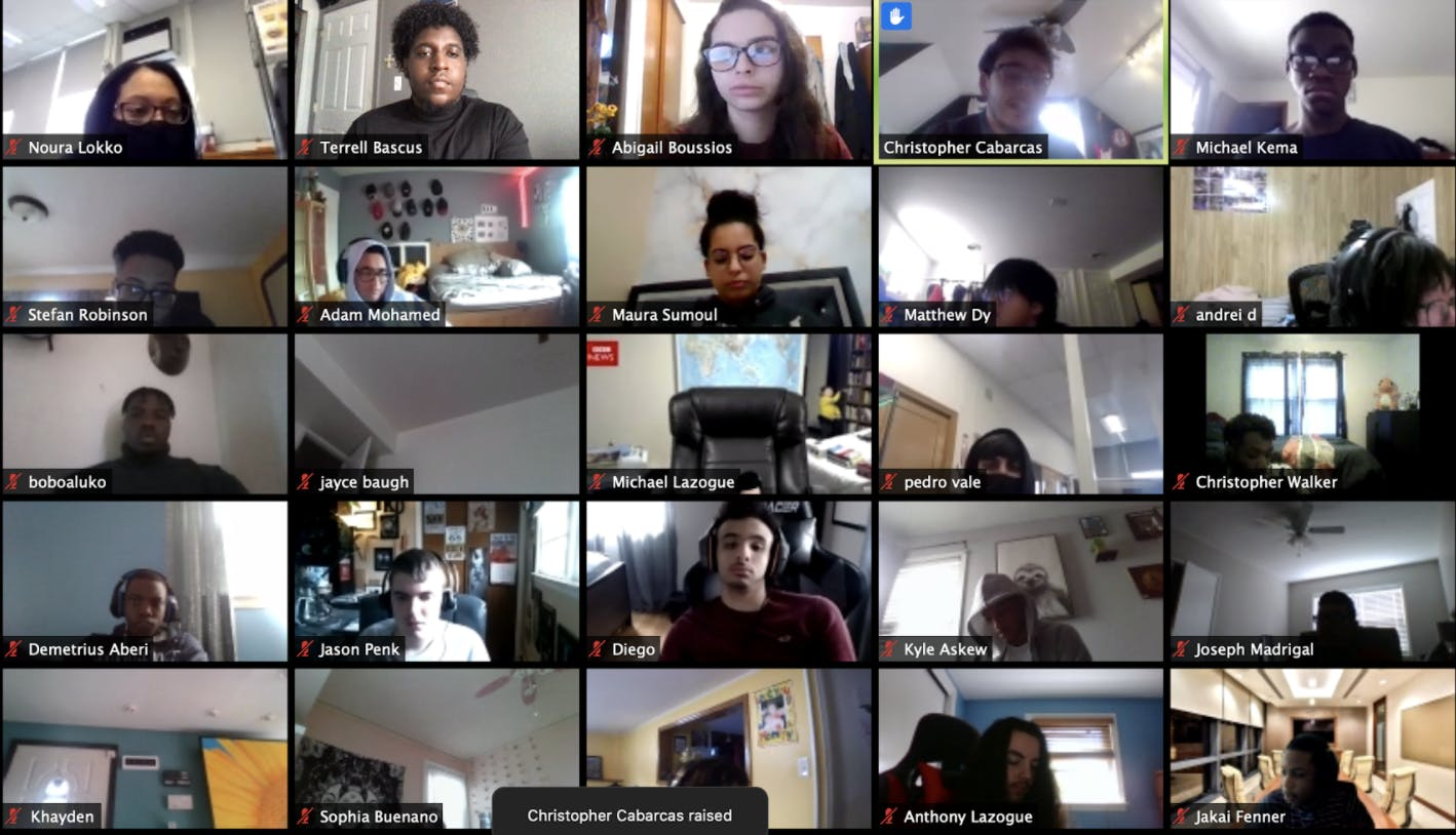AIAS Zoom Meeting